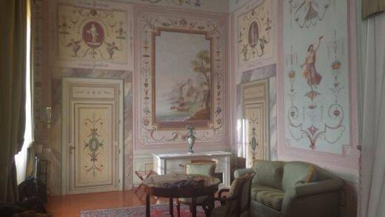 Bilde fra Villa Olmi Firenze