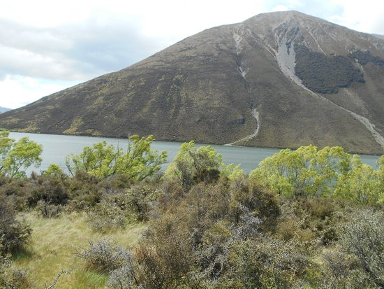Methven, New Zealand: Lake Coleridge
