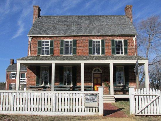 Appomattox, VA: Clover Hill Tavern