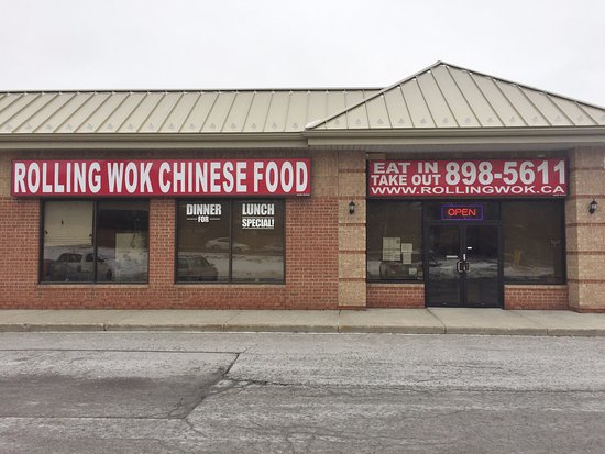 Rolling Wok 1100B Davis Drive Unit 1, Newmarket ON