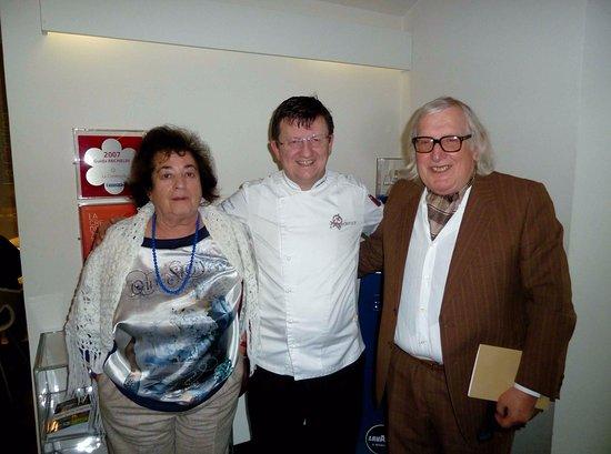 San Maurizio Canavese, إيطاليا: Ricordo con lo Chef