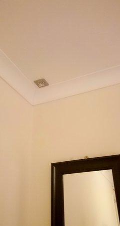Swayfield, UK: Plug socket for tall people