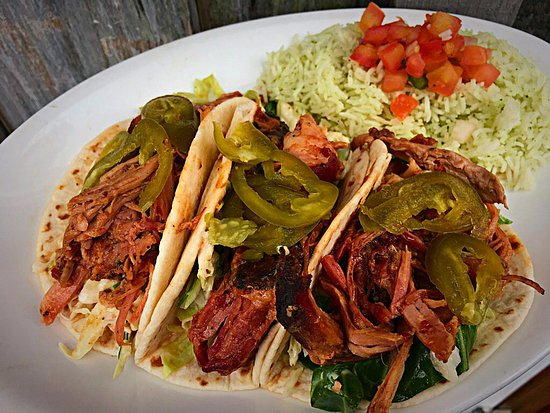 Nellysford, VA: Pulled Pork Tacos