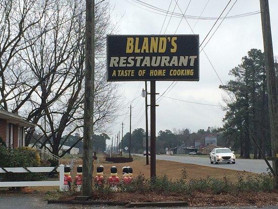 Warsaw, Karolina Północna: Bland's Barbecue