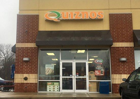 Quiznos Edwardsville Restaurant Reviews Photos Phone