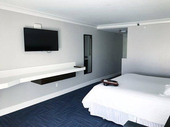 ซีลบีช, แคลิฟอร์เนีย: Newly renovated, Executive King Suite