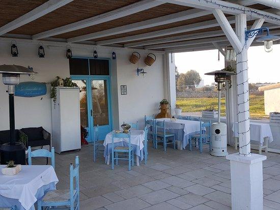 La Locanda di Felisiano: Il patio