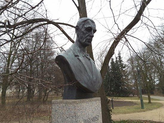Monument of Eugeniusz Kwiatkowski