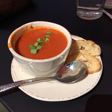 Grantsville, MD: tomato soup
