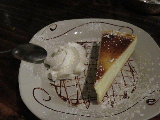 Lahaska, PA: Creme Brulee Cake