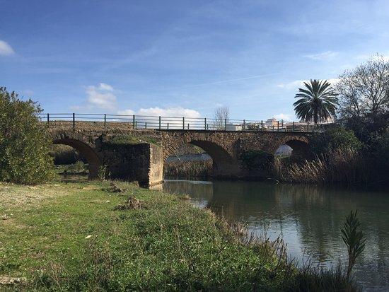 Ardales, España: El otro lateral del puente