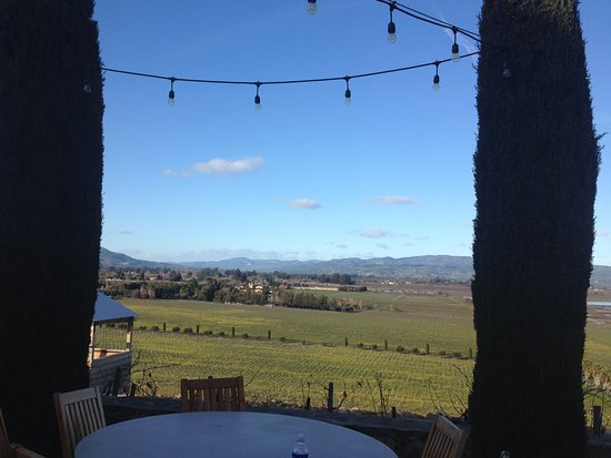 Viansa Winery and Italian Marketplace: Great Views