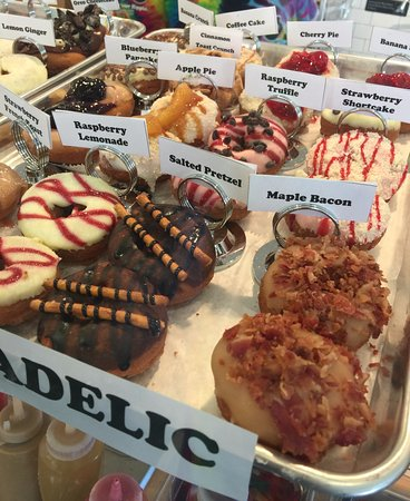 Hudson, OH: Examples of some donuts!