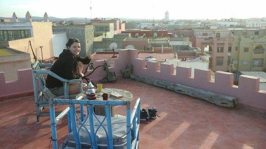 Casa Guapa de Tamuziga: über den dächern