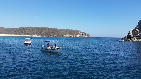 Isla Natura Beach Huatulco Photo