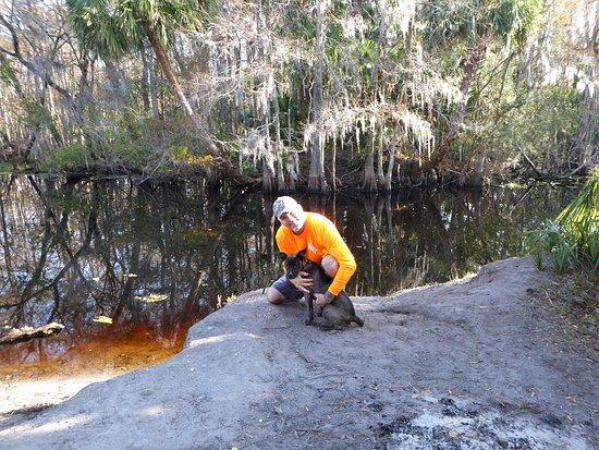 DeLand, فلوريدا: Dead River
