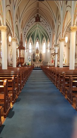 st marys catholic church - Fredericksburg Tx Christmas