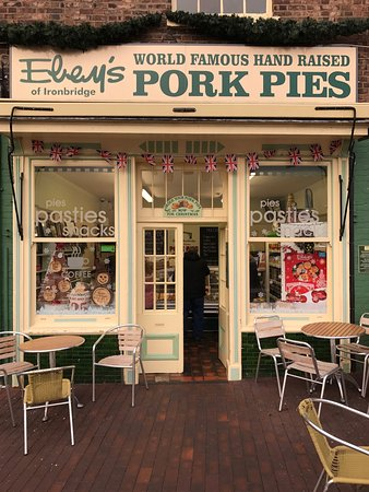 Eley's Of Ironbridge Pie Shop: photo0.jpg