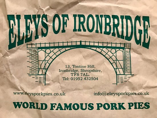 Eley's Of Ironbridge Pie Shop: photo1.jpg