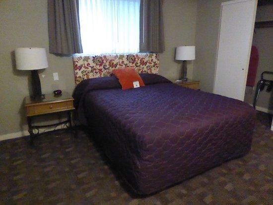 Baby Quail Inn: room