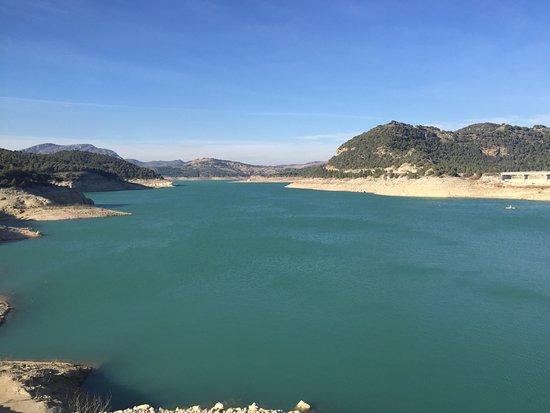Ardales, España: Vista desde la parte superior