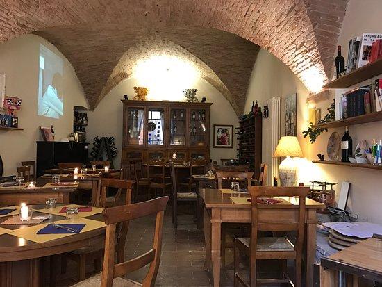 Ristorante Vineria Del Vasaio: Sala