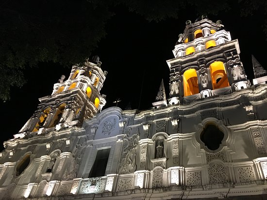 La Compania Templo del Espiritu Santo