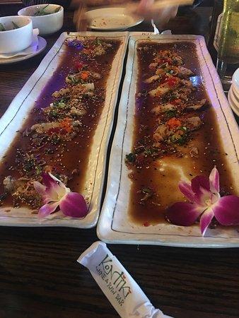 Wellington, Floryda: Excelente comida!!! Súper recomendable. Lo mejor: atún blanco..