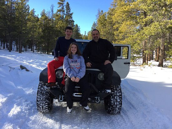 Bunce Trail With Backbone Adventures Atv Picture Of