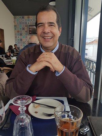 Castro Verde, Portugal: sala de refeições
