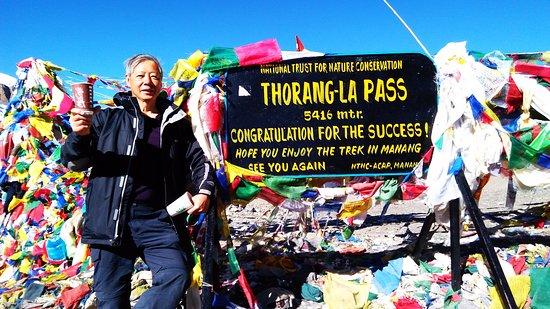 Snowy Horizon Treks & Expedition: High Pass celebration