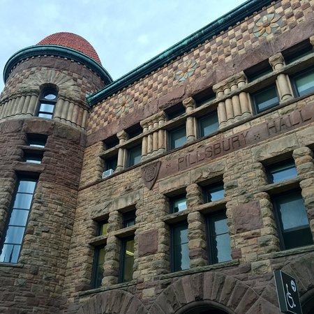 Pillsbury Building Picture of University of Minnesota Minneapolis