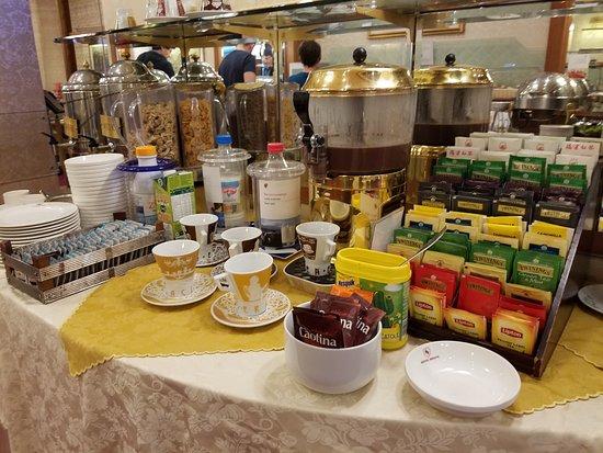 a small part of the breakfast buffet picture of hotel berna rh tripadvisor ie