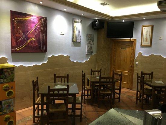 Uleila del Campo, Spain: Restaurante
