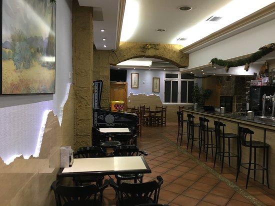 Uleila del Campo, Spain: Cafeteria