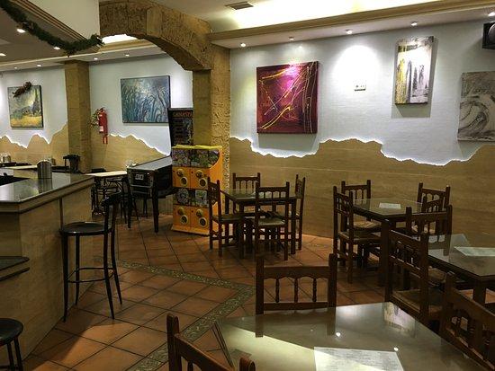 Uleila del Campo, Spain: Comedor