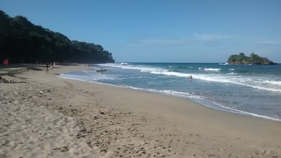Cocles, Costa Rica: Playa