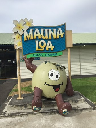 Keaau, HI: Entrance to gift shop