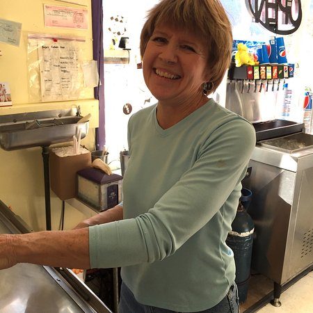 You've got to stop for one of Sandy's amazing milkshakes at Dairy King Empire!!