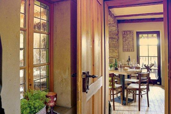 Freital, Germania: Eintritt ins Restaurant