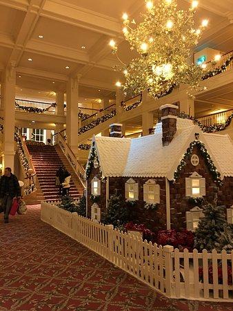 Christmas In Disneyland Paris.Magical Christmas In Disneyland Paris Picture Of