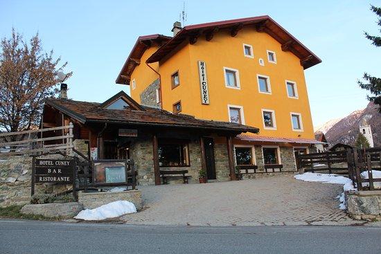 Cucina di montagna. - Recensioni su HOTEL RISTORANTE CUNEY, Nus ...