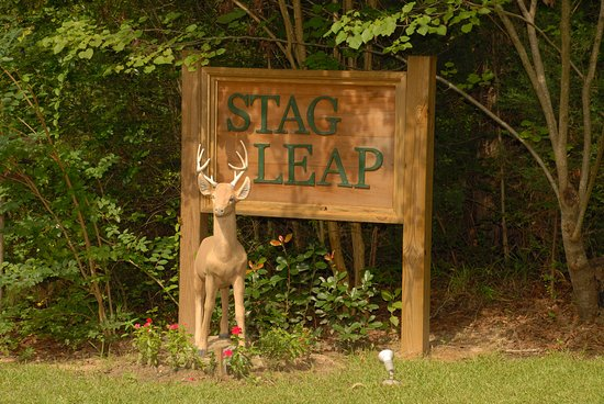 Stag Leap Country Cabins & Extended Stays : Secondary logo