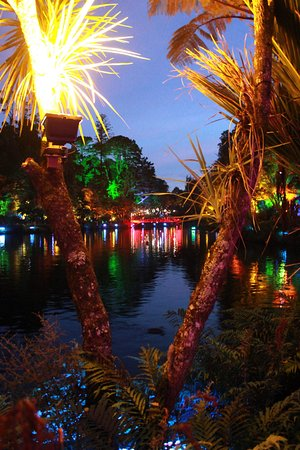 New Plymouth, Nueva Zelanda: More from the festival of lights