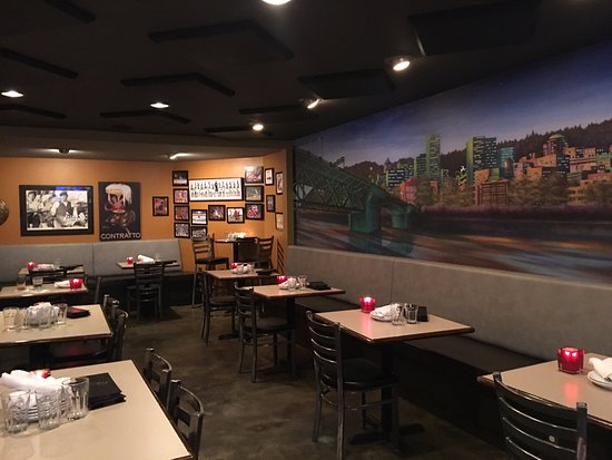 Gluten Free Italian Restaurants Portland Oregon