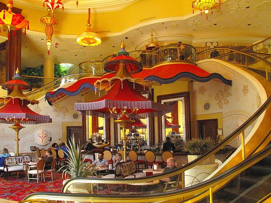 Parasol Down Bar And Stairway Picture Of Encore At Wynn Las Vegas