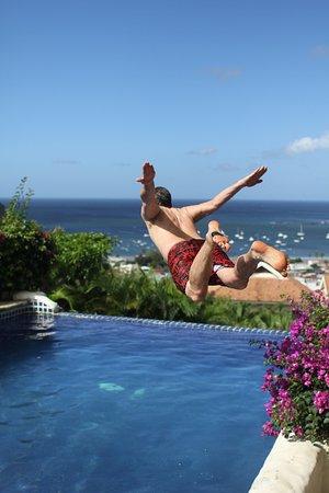 Pelican Eyes Resort & Spa: Morning Dives!