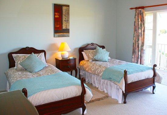 Matakohe, Nova Zelândia: Twin Room