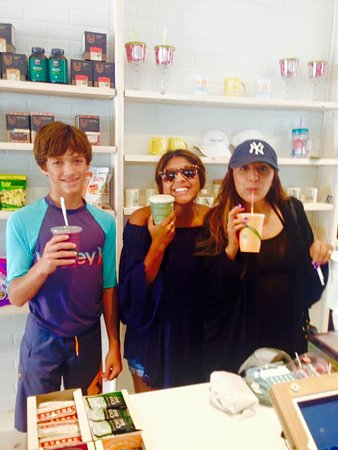 Westhampton Beach, Estado de Nueva York: We love the smoothies!
