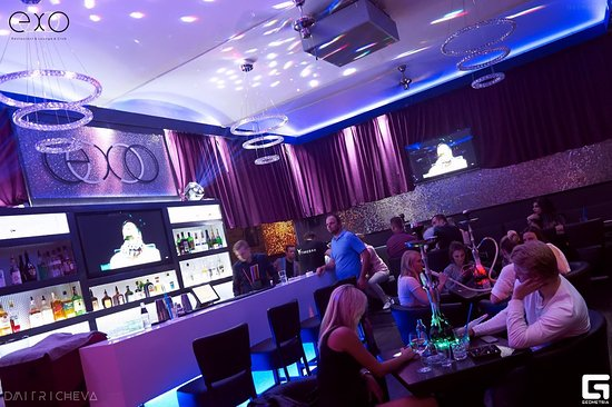 Exo Club Lounge